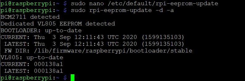 Eeprom Update