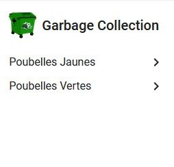 Garbage Collection Integration fini